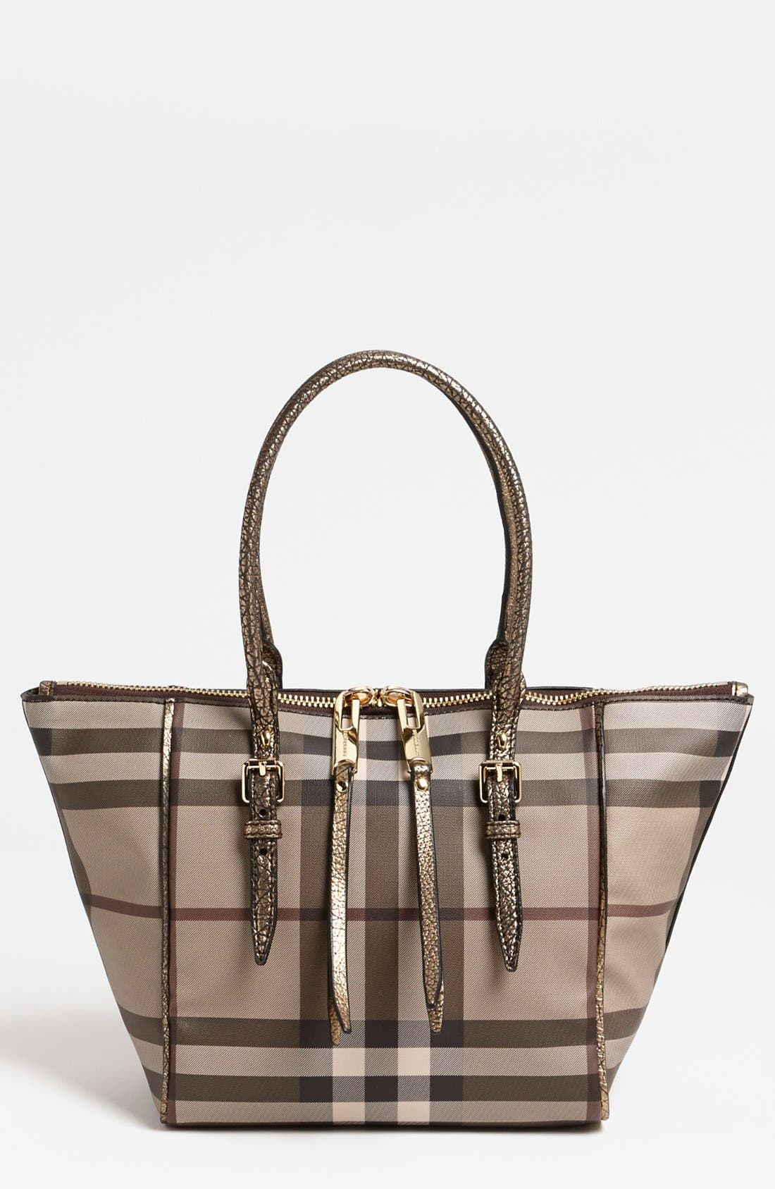 Alternate Image 1 Selected - Burberry 'Salisbury - Small' Over Shoulder Tote