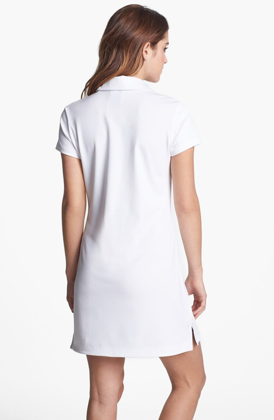 Alternate Image 2  - Tommy Hilfiger Polo Dress Cover-Up