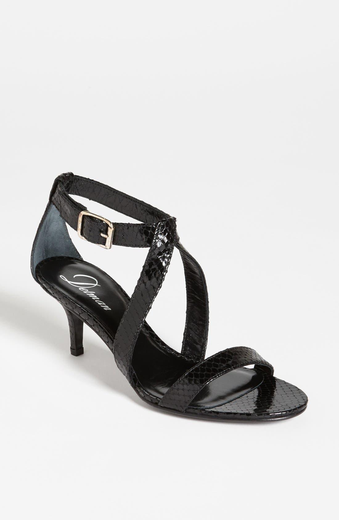 Main Image - Delman 'Tori' Sandal (Online Only)