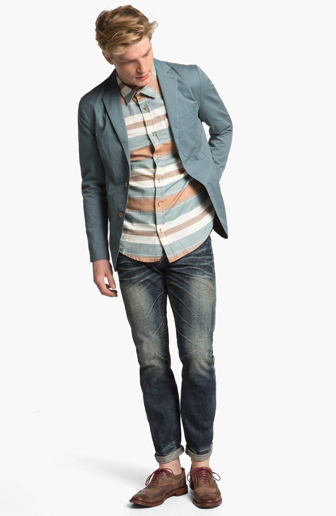 Alternate Image 4  - ZANEROBE 'Blaze' Slim Fit Blazer