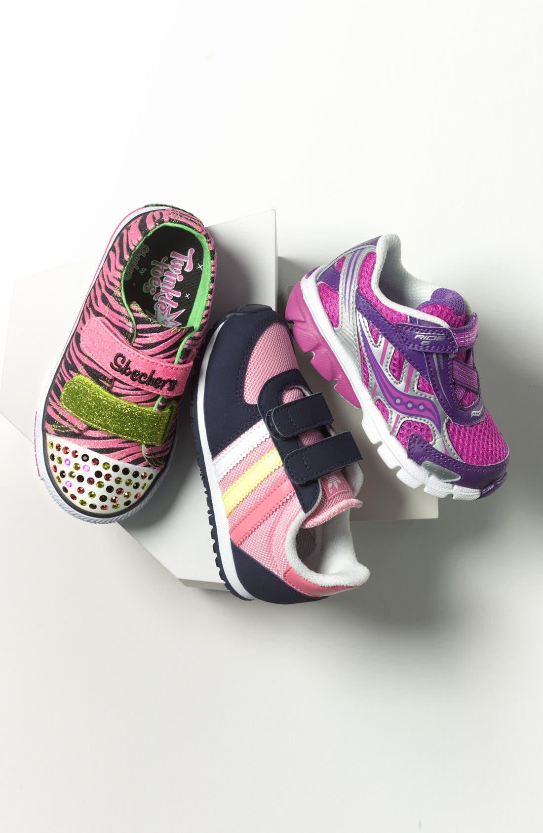Alternate Image 5  - SKECHERS 'Twinkle Toes' Light-Up Sneaker (Walker & Toddler)(Nordstrom Exclusive)