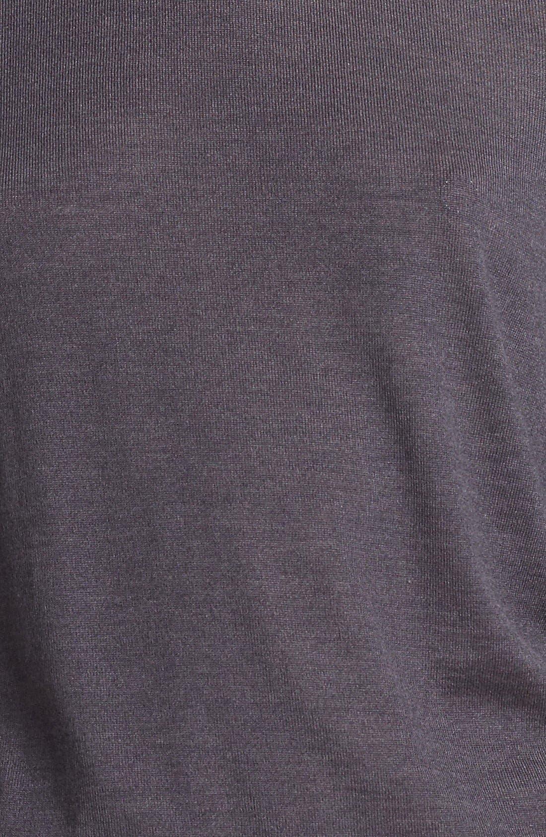 Alternate Image 3  - Jil Sander Cashmere & Silk Crewneck Sweater