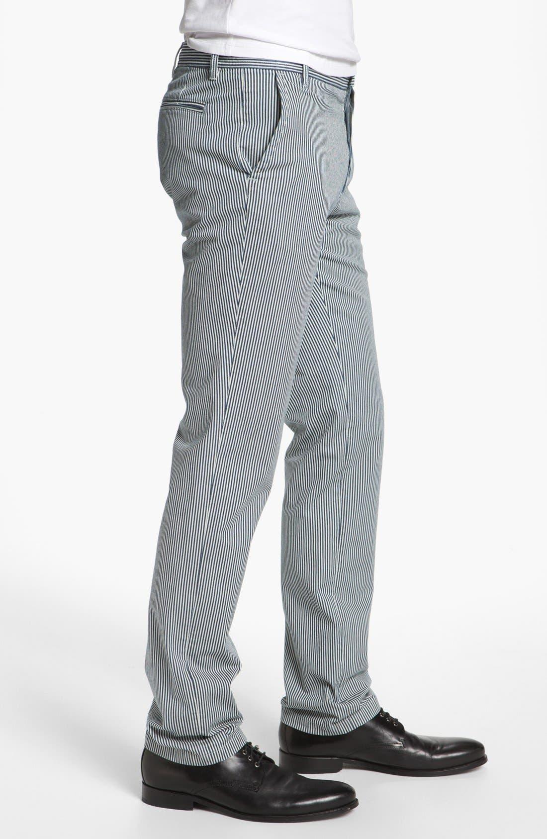 Alternate Image 3  - A.P.C. 'New Chino' Stripe Pants