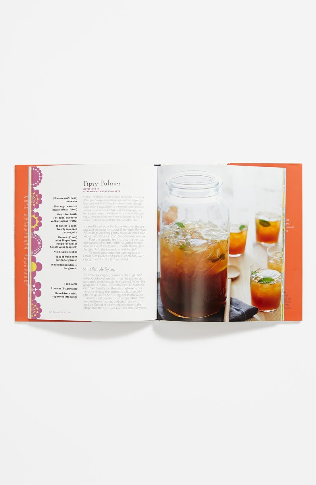 Alternate Image 2  - 'Cocktails for a Crowd' Recipe Book