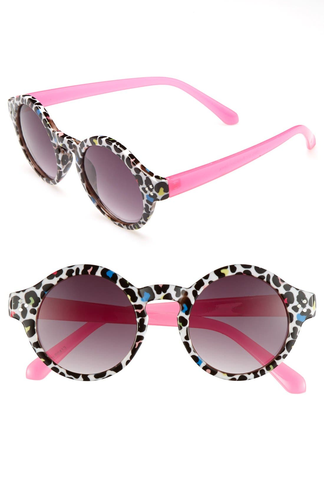 Alternate Image 1 Selected - Fantas Eyes Sunglasses (Girls)