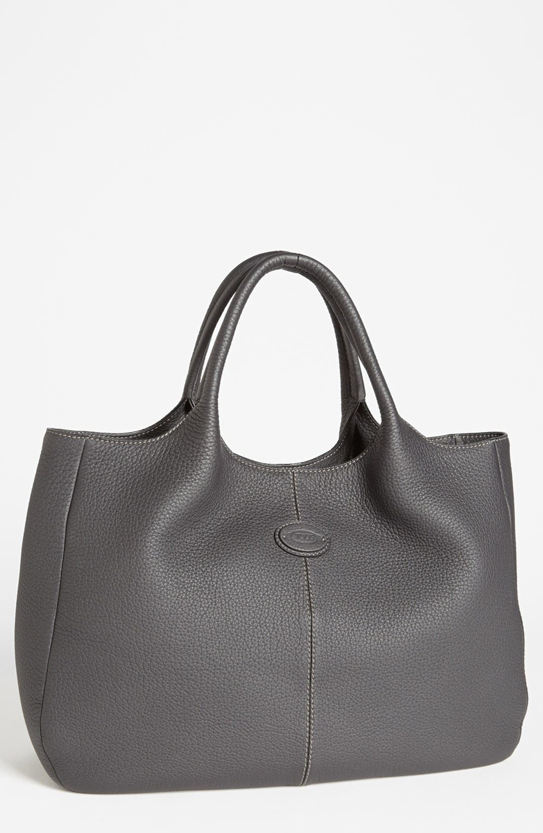Alternate Image 1 Selected - Tod's 'ALH - Shopping Media' Tote