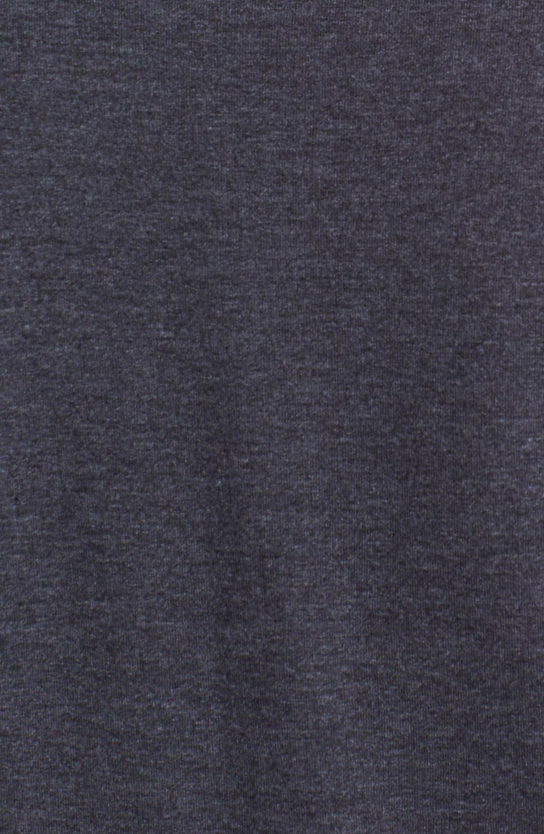 Alternate Image 3  - Billy Reid Raglan Crewneck Sweatshirt