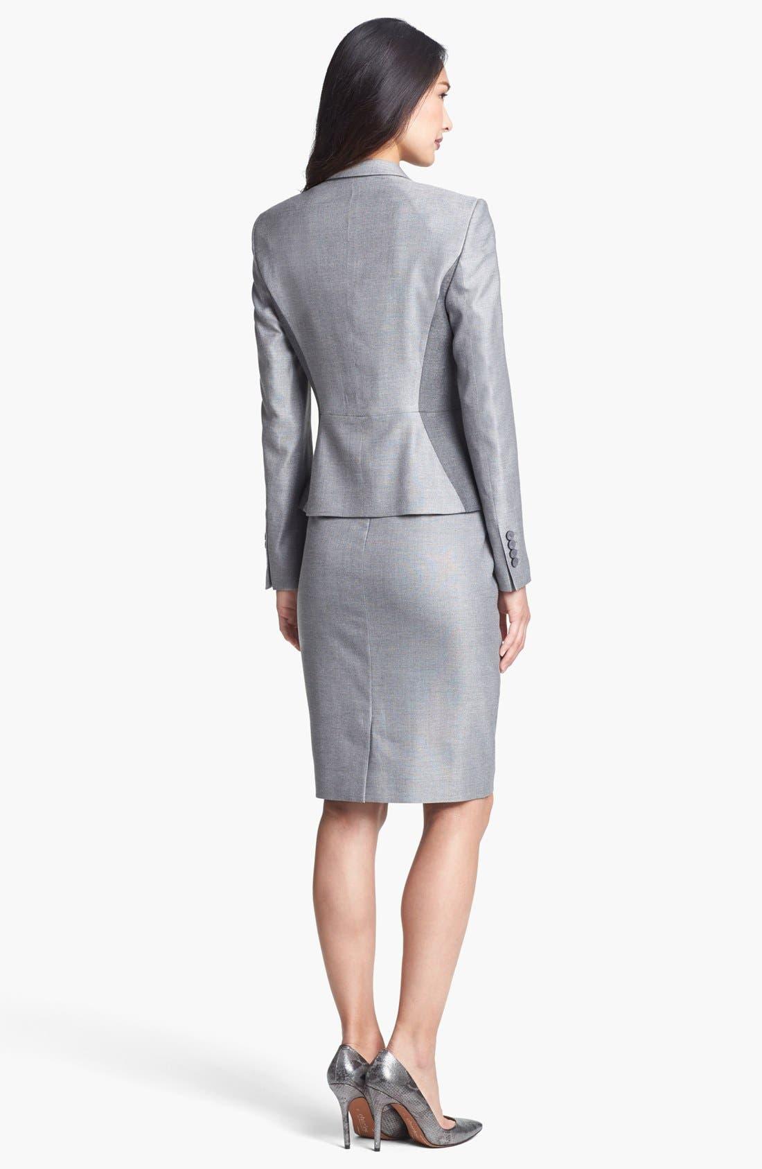 Alternate Image 4  - BOSS HUGO BOSS 'Venina' Skirt