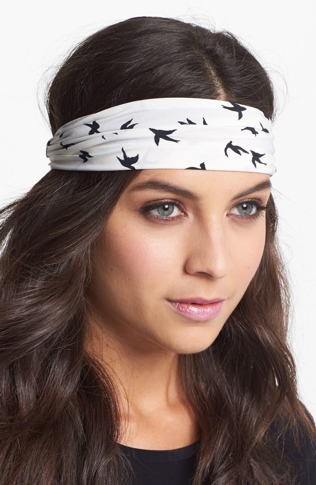Main Image - Cara 'Bird' Head Wrap