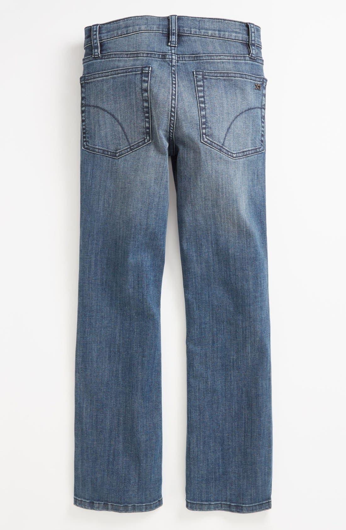 Alternate Image 1 Selected - Joe's 'Rebel' Straight Leg Jeans (Big Boys)