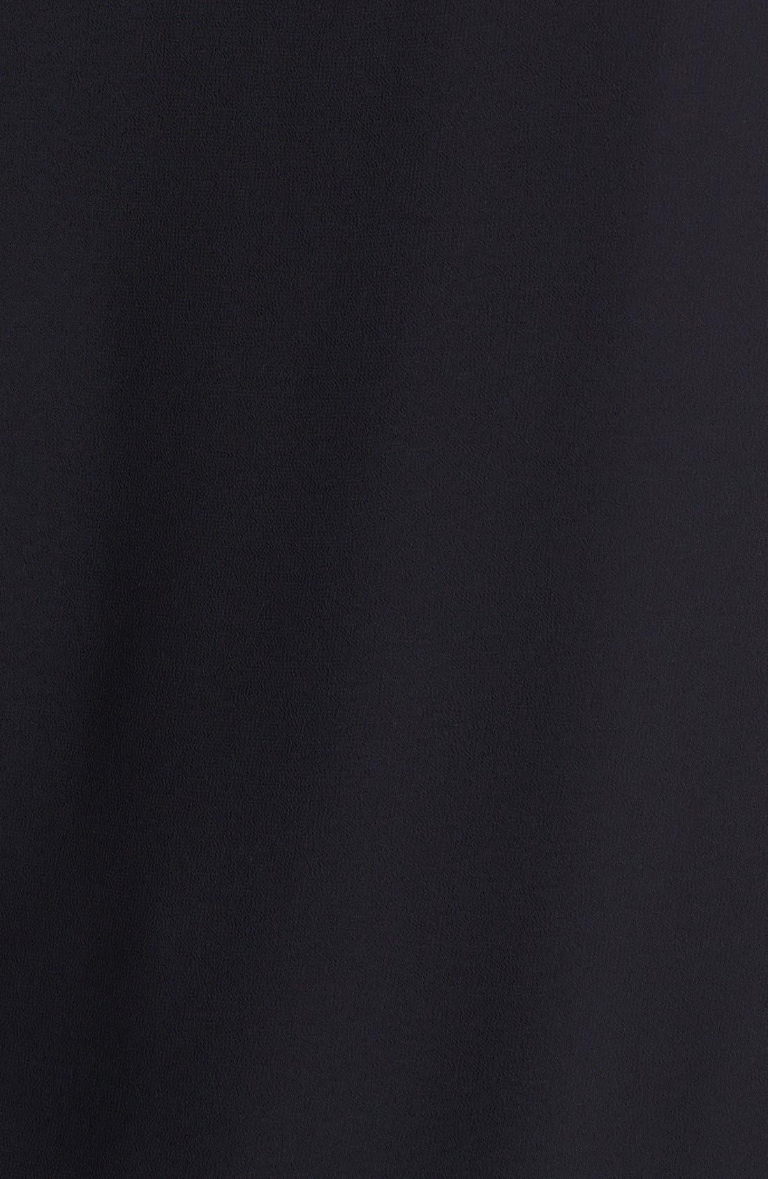 Alternate Image 3  - DKNYC Asymmetrical Sleeveless Blouse (Plus Size)