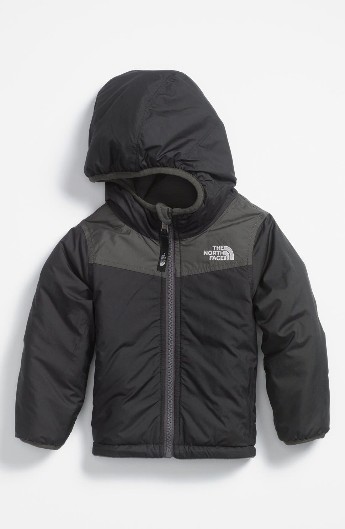 Alternate Image 2  - The North Face 'True or False' Reversible Jacket (Baby Boys)