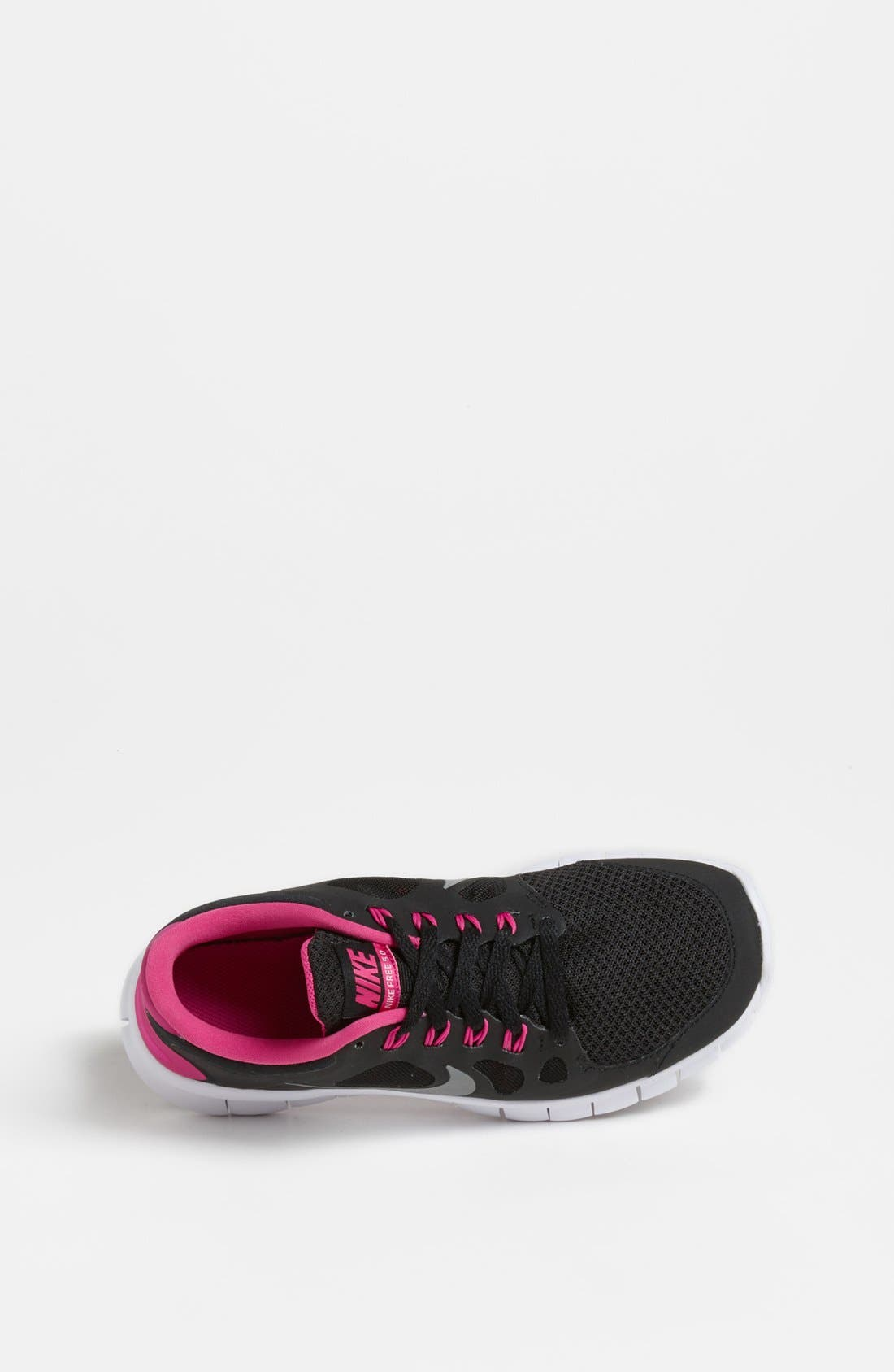 Alternate Image 3  - Nike 'Free Run 5.0' Sneaker (Big Kid)