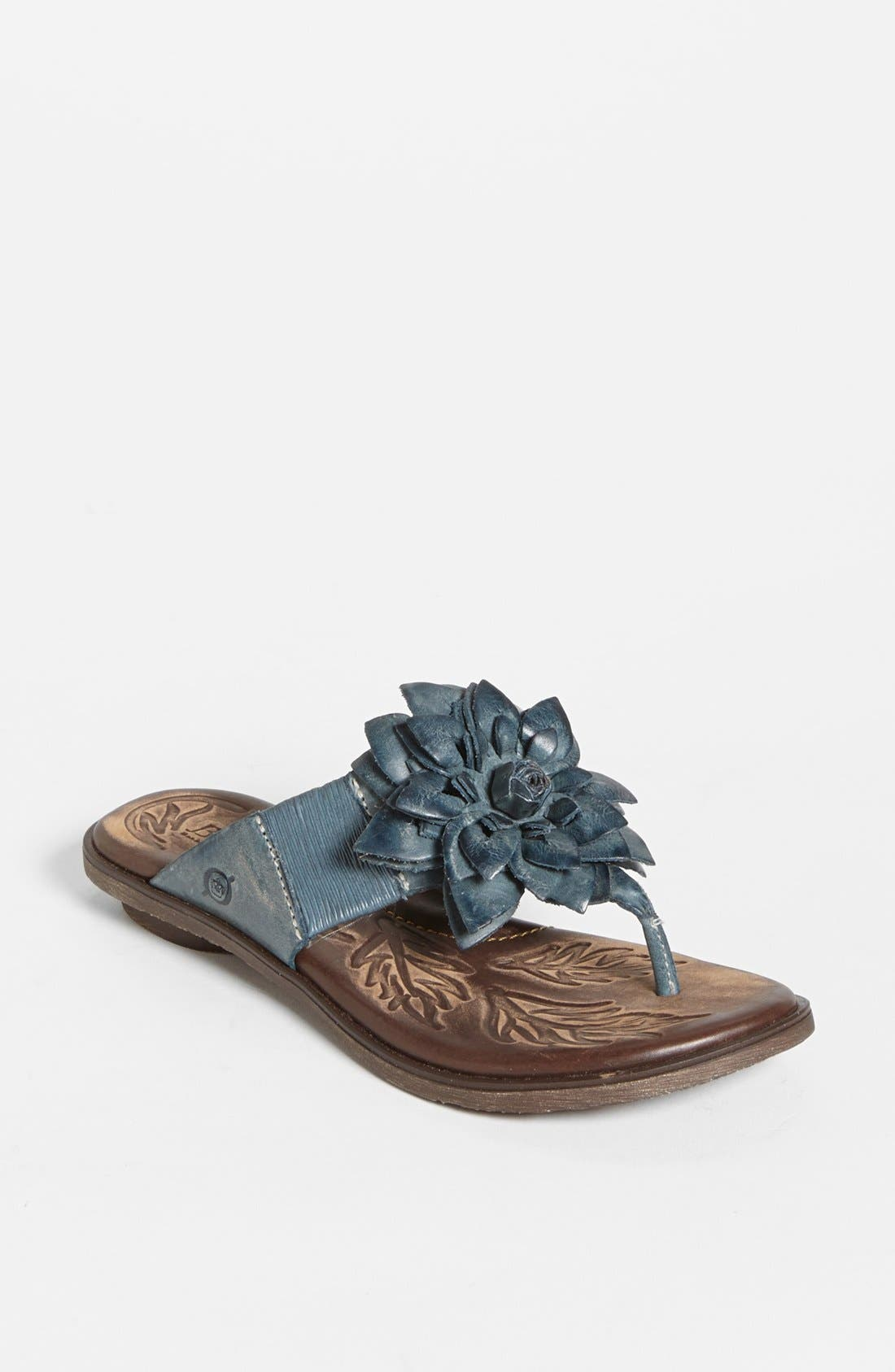 Main Image - Børn 'Astrid' Sandal (Special Purchase)