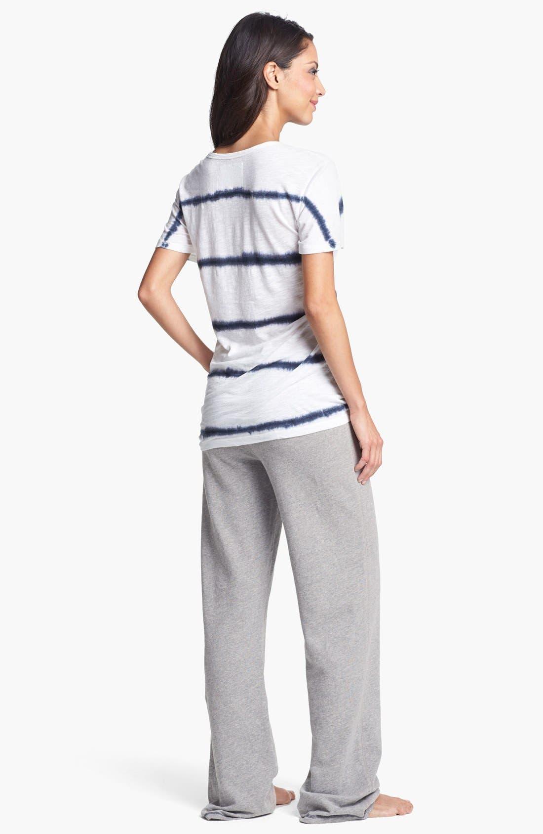 Alternate Image 4  - PJ Salvage 'Stars & Stripes' Pants