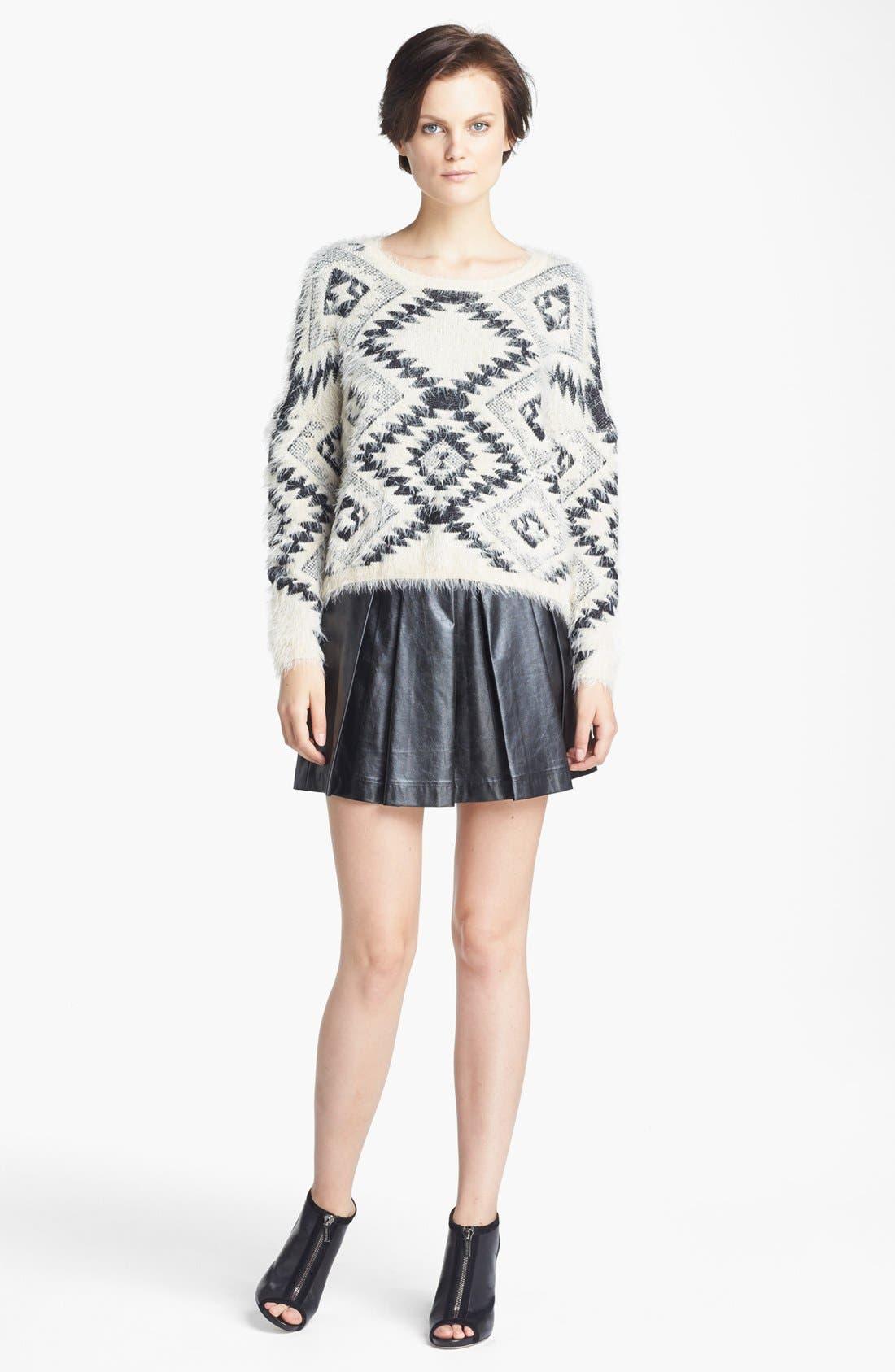 Alternate Image 1 Selected - Mcginn Sweater & Skirt