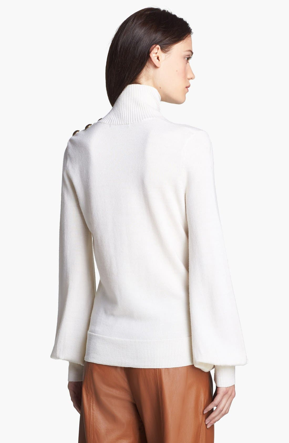 Alternate Image 3  - Rachel Zoe 'Margo' Turtleneck Sweater