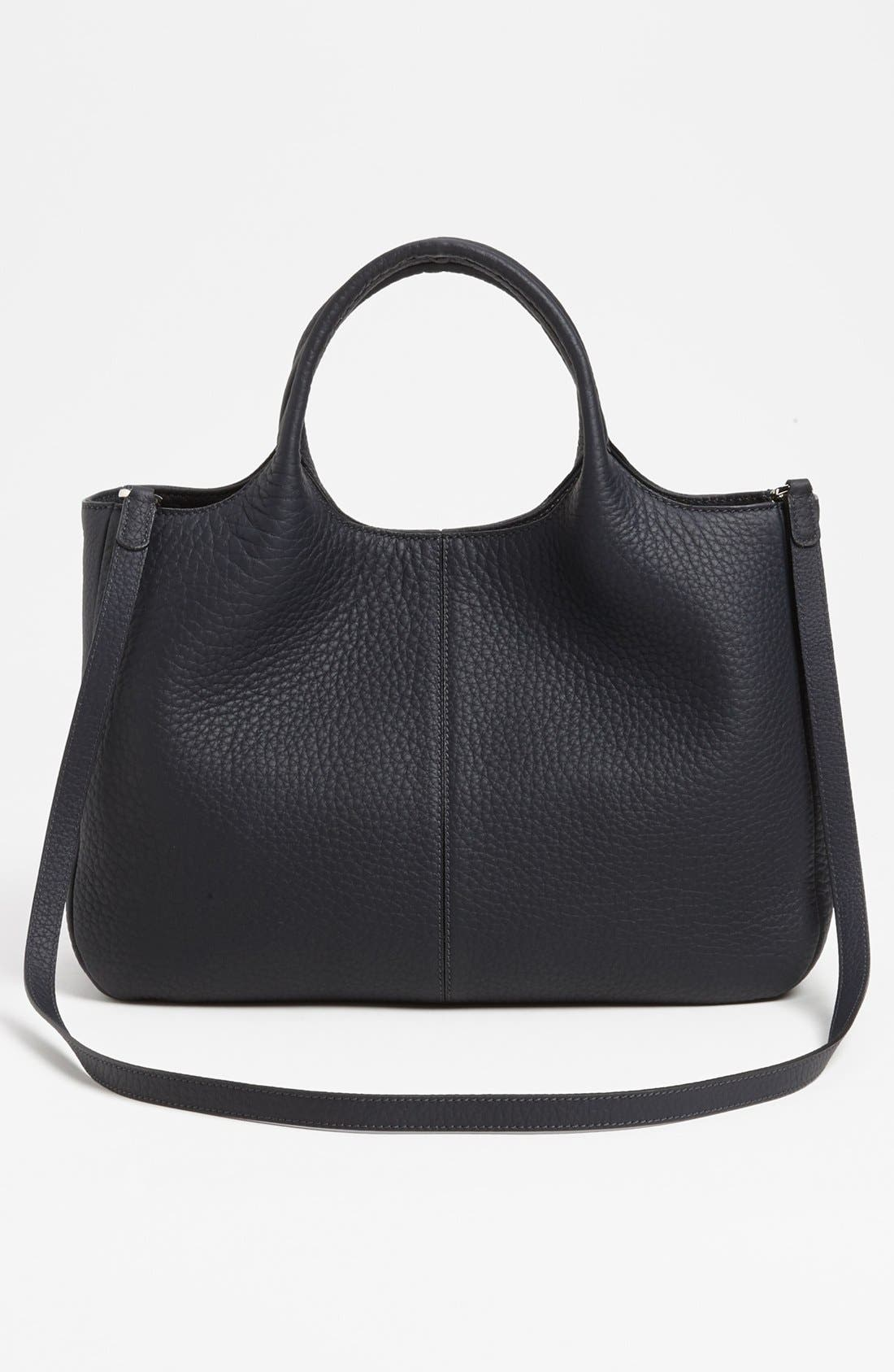 Alternate Image 4  - Tod's 'ALH - Piccola' Shopping Tote