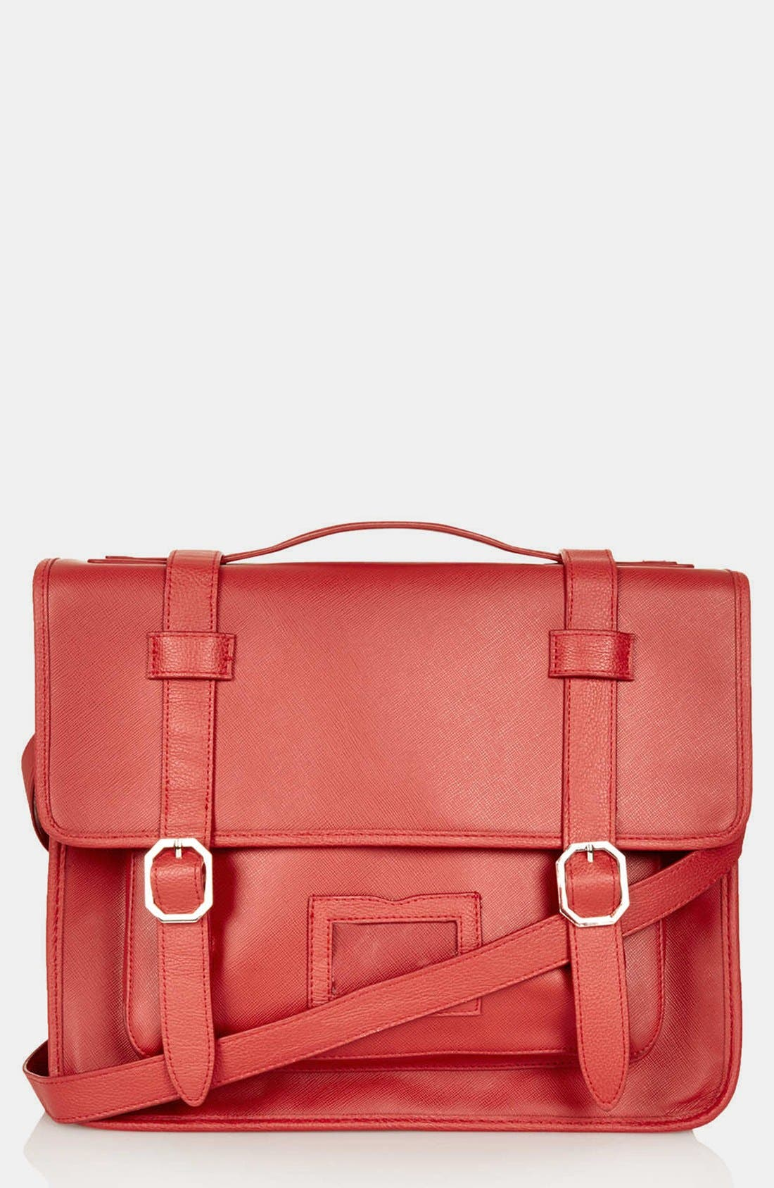 Alternate Image 1 Selected - Topshop 'Mary' Satchel