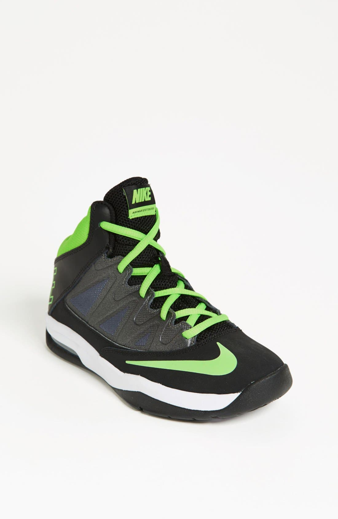 Alternate Image 1 Selected - Nike 'Air Max Stutter Step' Basketball Shoe (Big Kid)