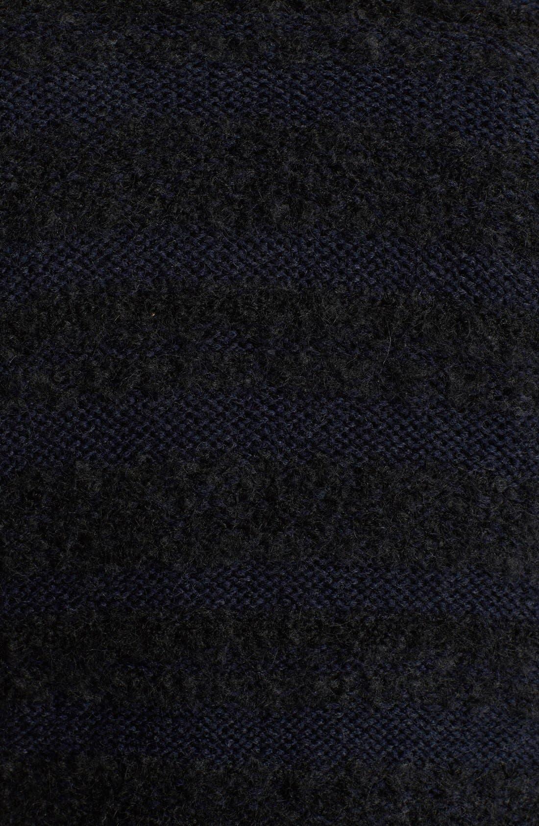 Alternate Image 3  - John Varvatos Collection Chunky Knit Sweater