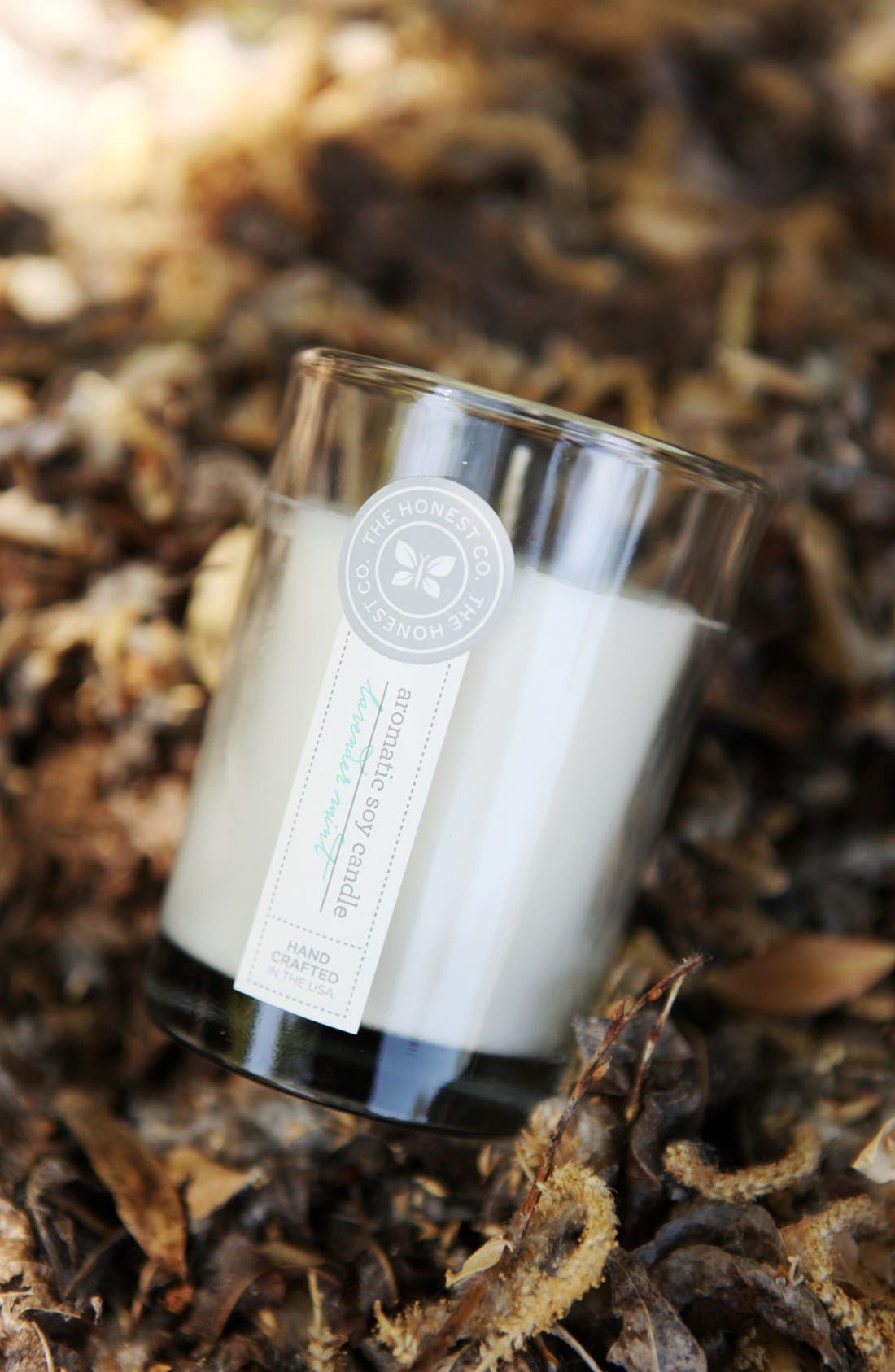 Alternate Image 4  - The Honest Company 'Lavender Mint' Aromatic Soy Candle