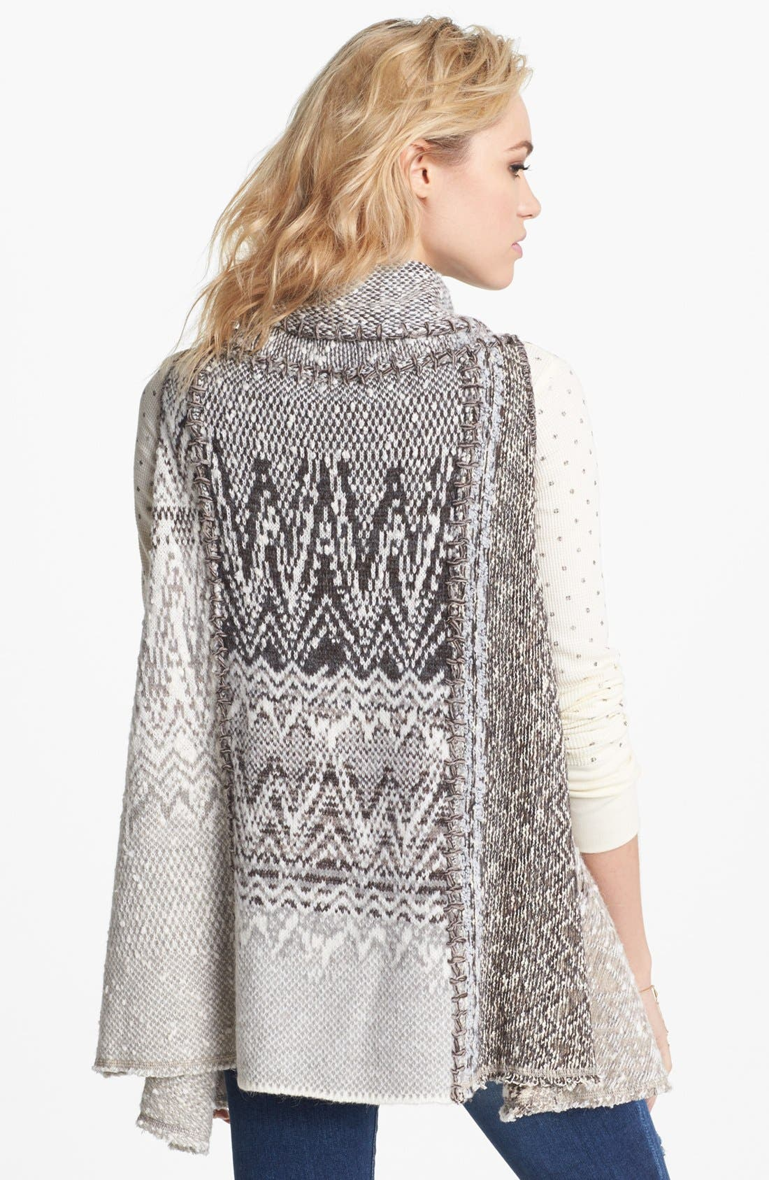 Alternate Image 2  - Free People 'In Your Arms' Sleeveless Cardigan