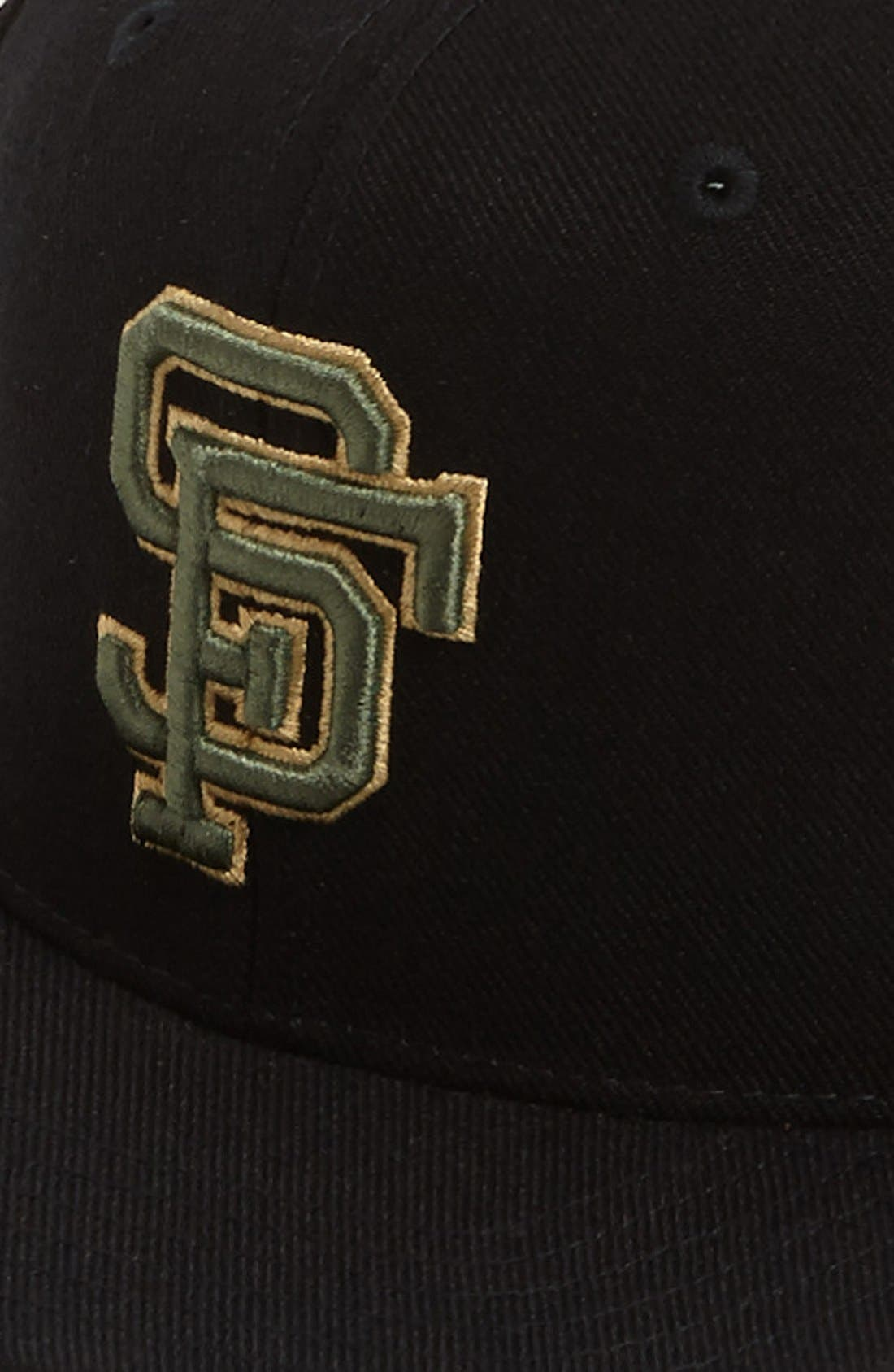 Alternate Image 3  - American Needle 'San Francisco Giants - Blockhead Camo' Snapback Baseball Cap