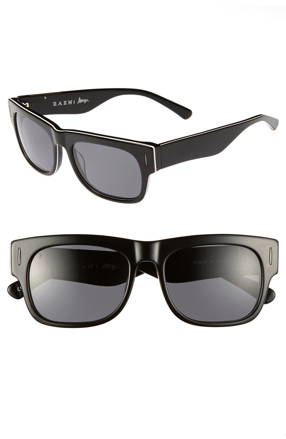 Alternate Image 1 Selected - RAEN 'Lenox' 54mm Polarized Sunglasses