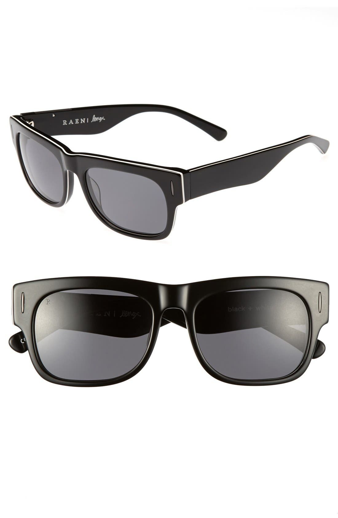 Main Image - RAEN 'Lenox' 54mm Polarized Sunglasses