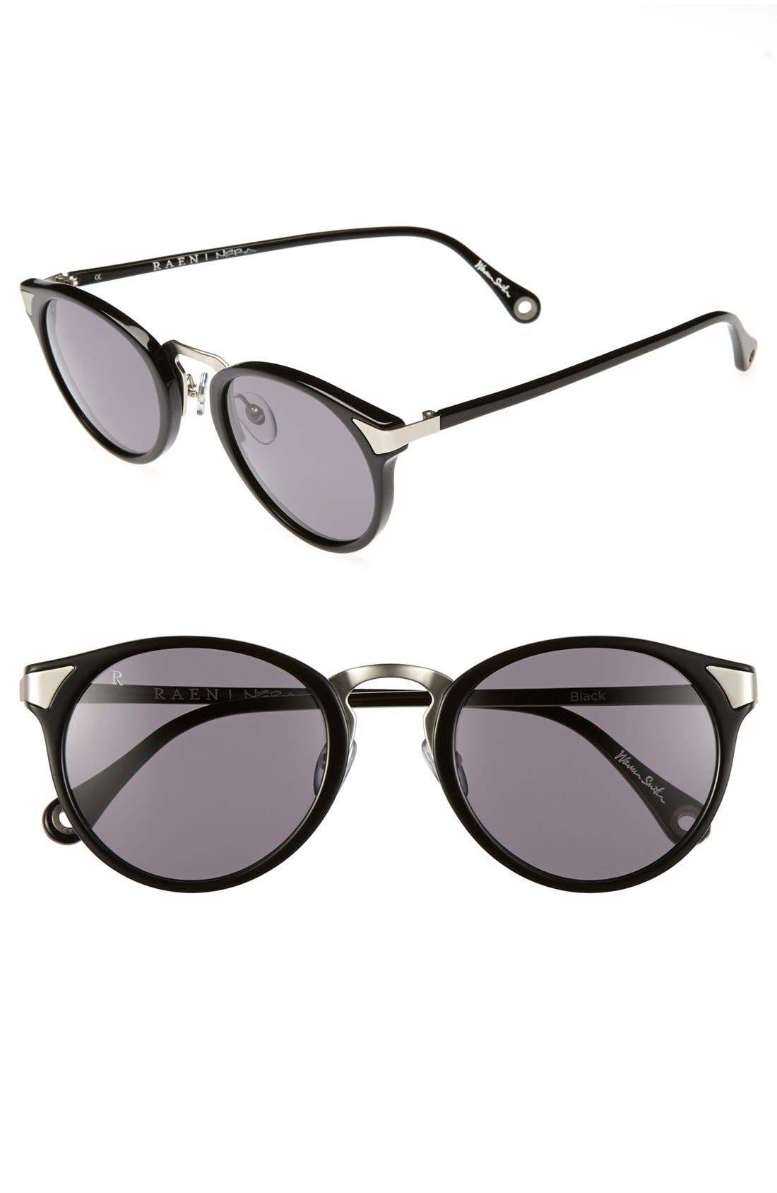 Alternate Image 1 Selected - RAEN 'Nera' 52mm Sunglasses