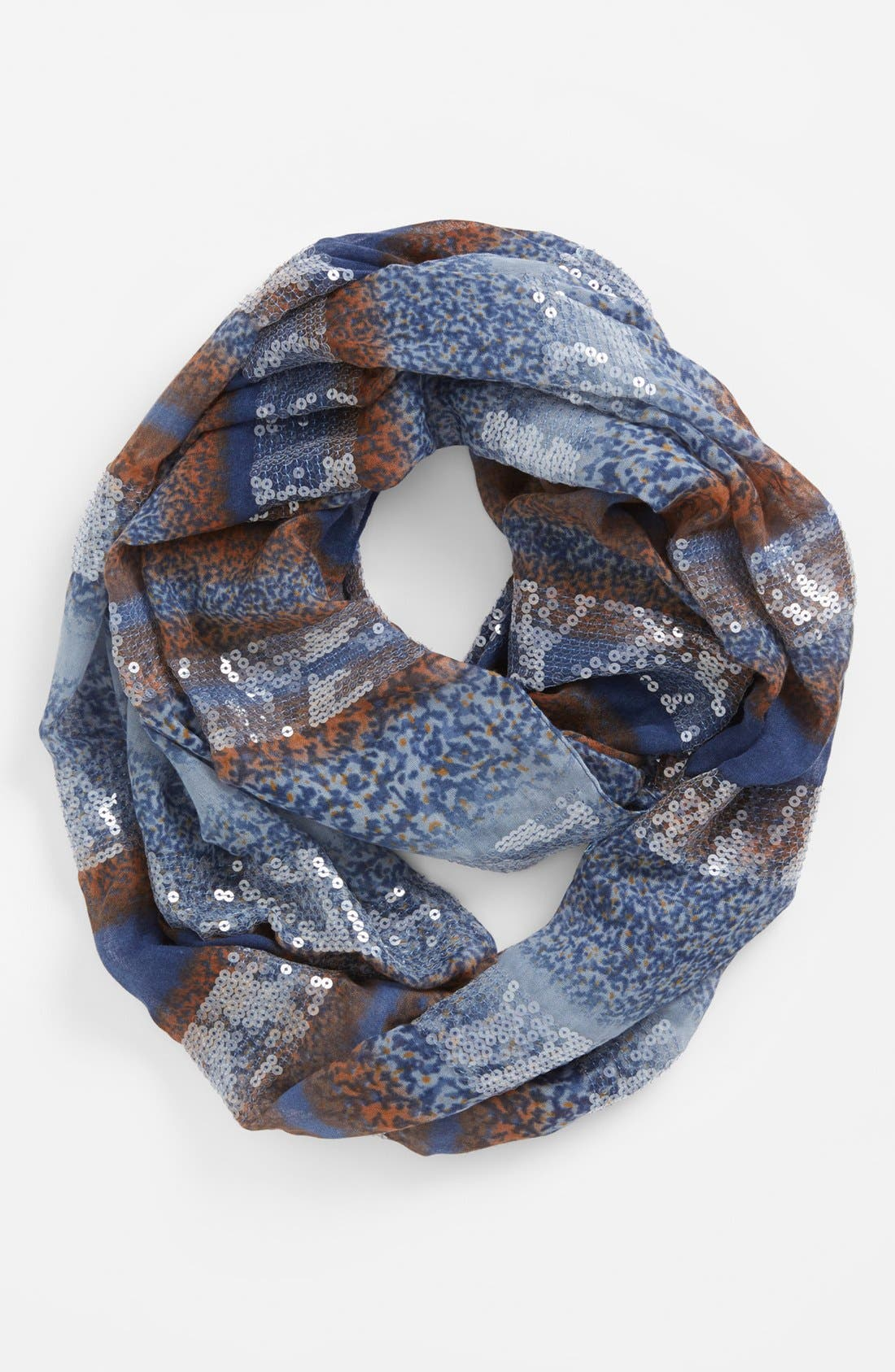 Main Image - BCBGeneration 'Weekend Stroll' Infinity Scarf