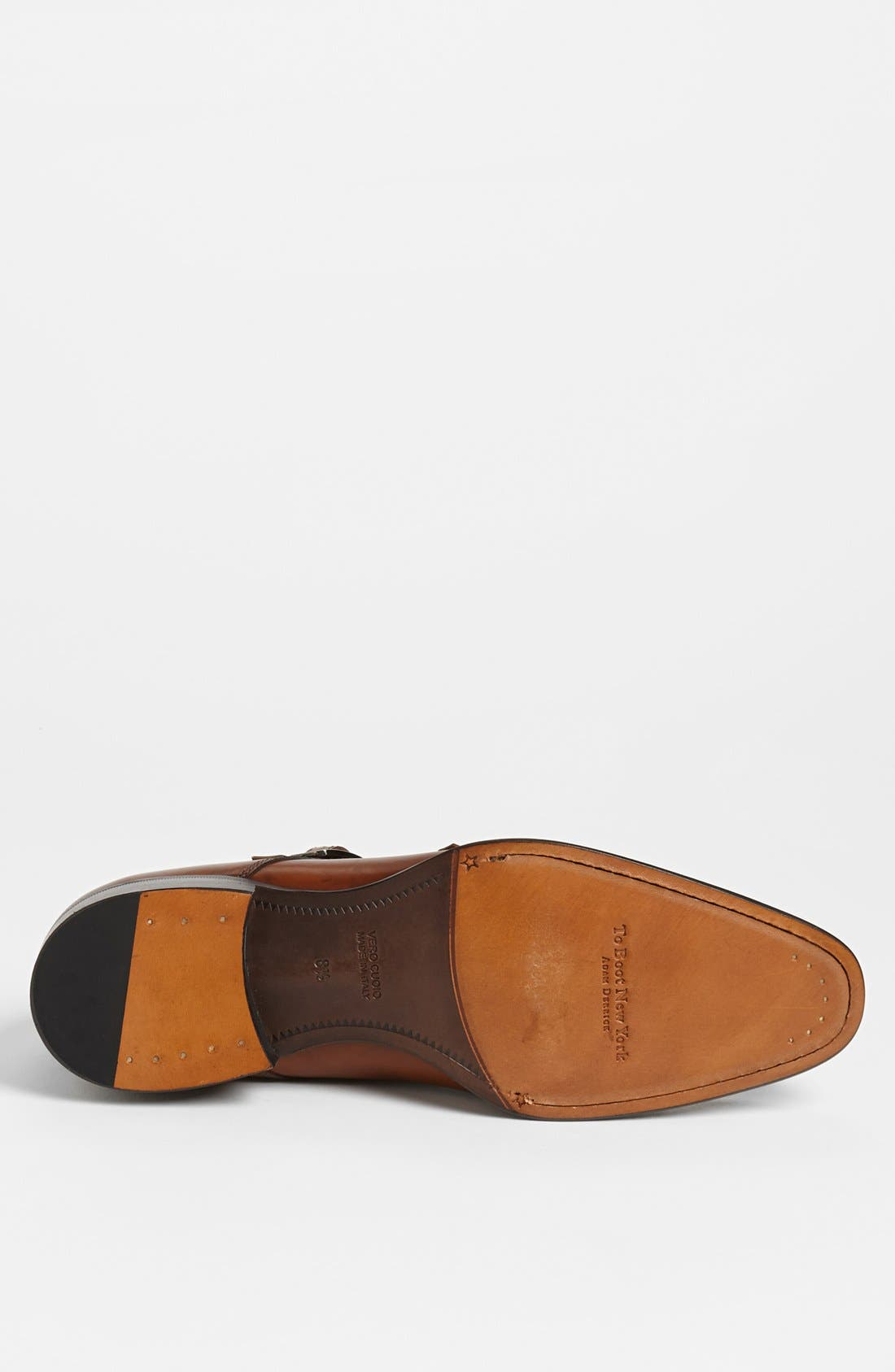 Alternate Image 4  - To Boot New York 'Langley' Double Monk Strap Slip-On (Online Only)