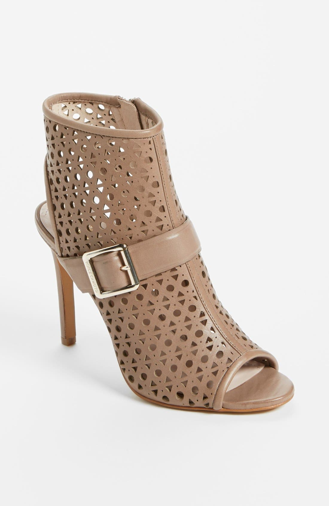 Alternate Image 1 Selected - Vince Camuto 'Kaleen' Leather Bootie