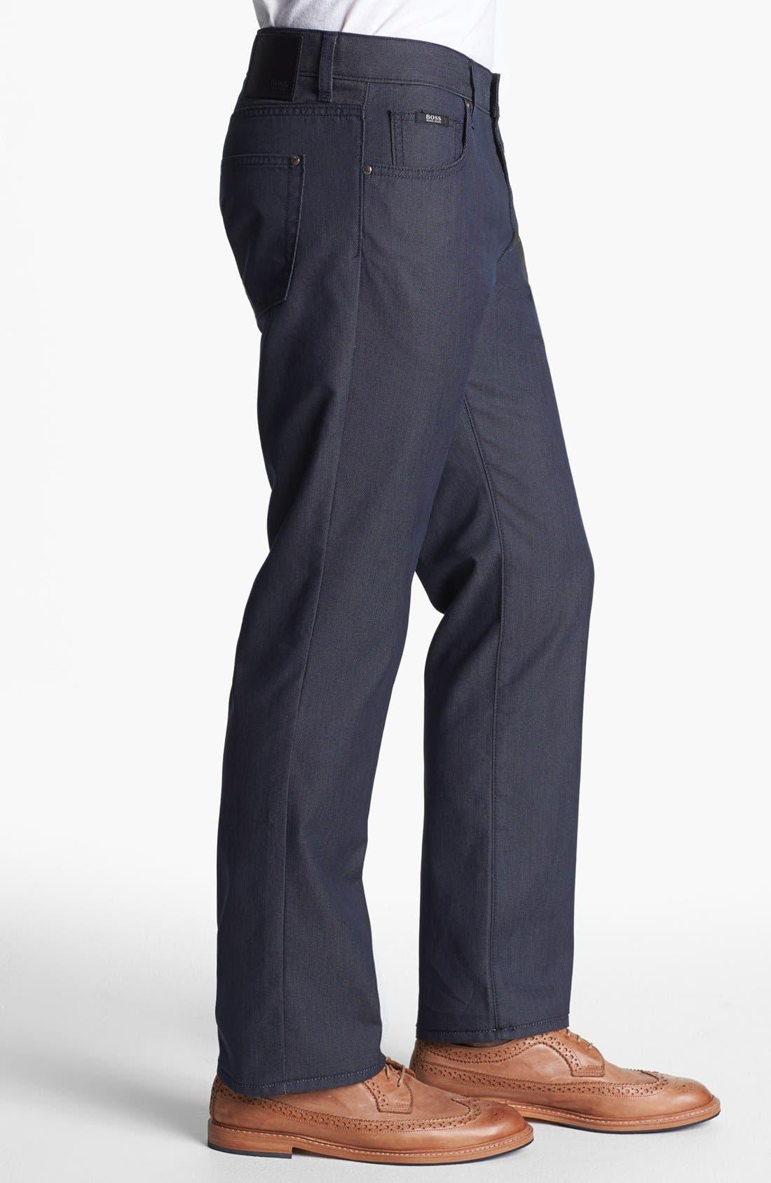 Alternate Image 3  - BOSS HUGO BOSS 'Kansas' Pants