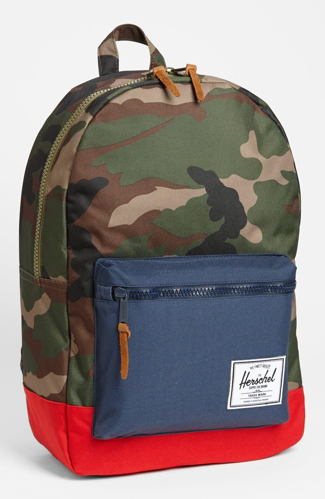 Alternate Image 1 Selected - Herschel Supply Co. 'Settlement Plus' Backpack