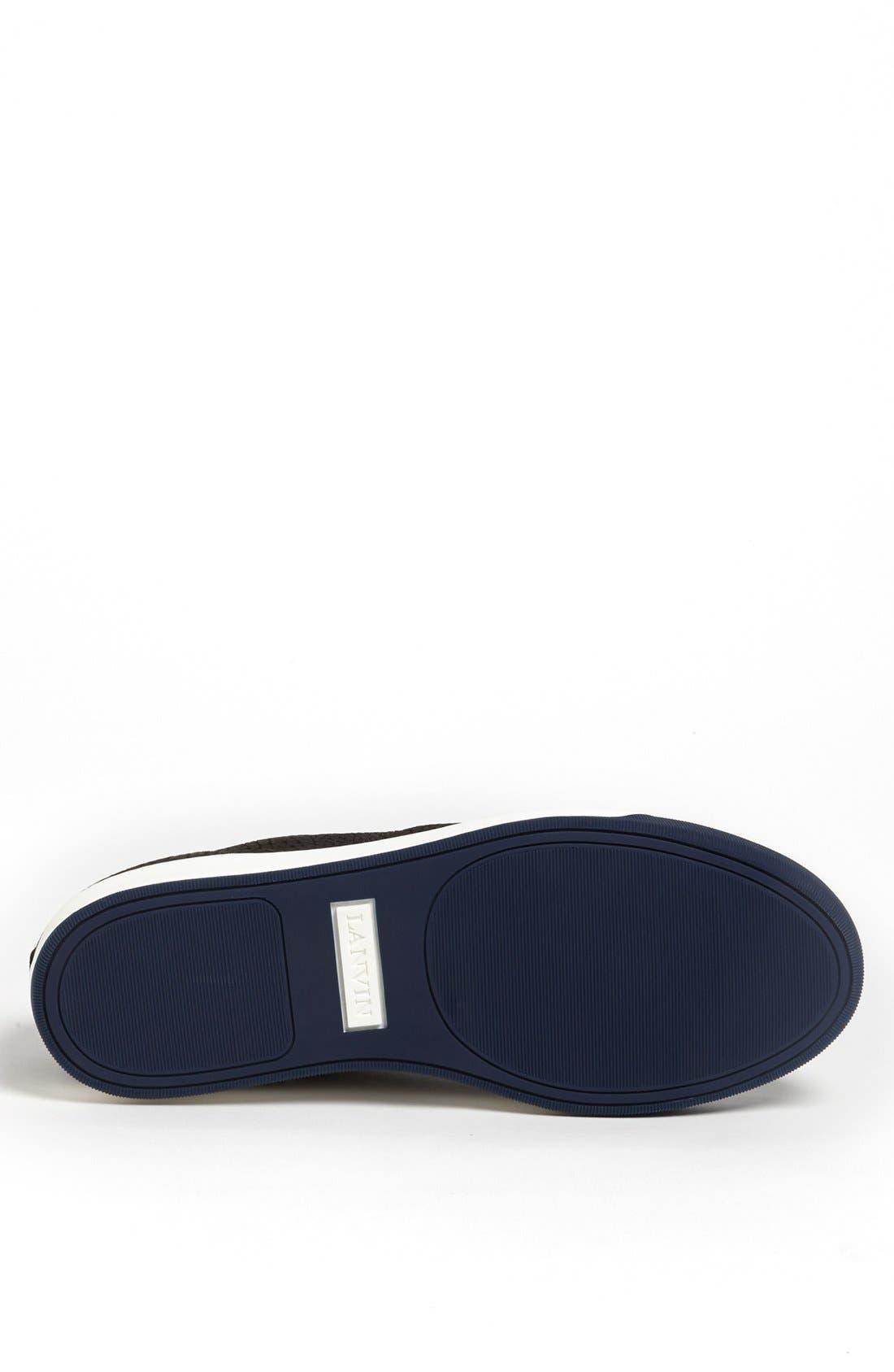 Alternate Image 4  - Lanvin Low Top Sneaker