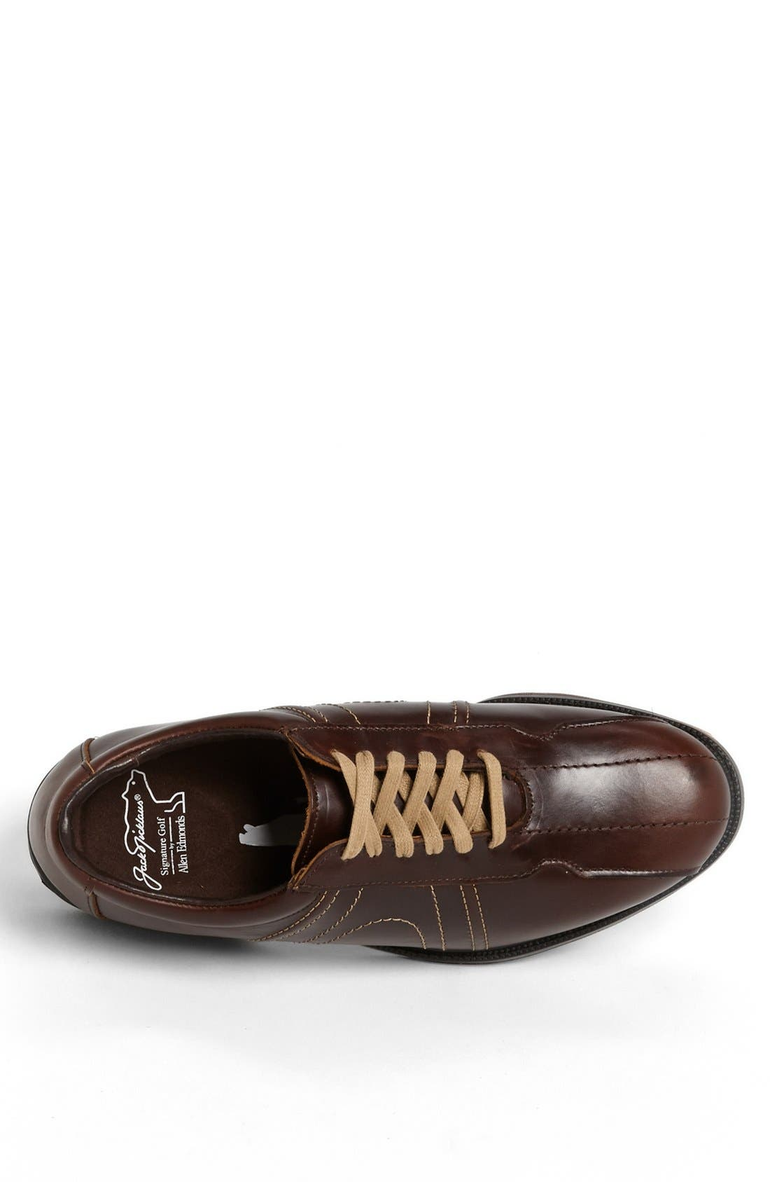 Alternate Image 3  - Allen Edmonds 'Jack Nicklaus - Desert Mountain' Golf Shoe   (Men)