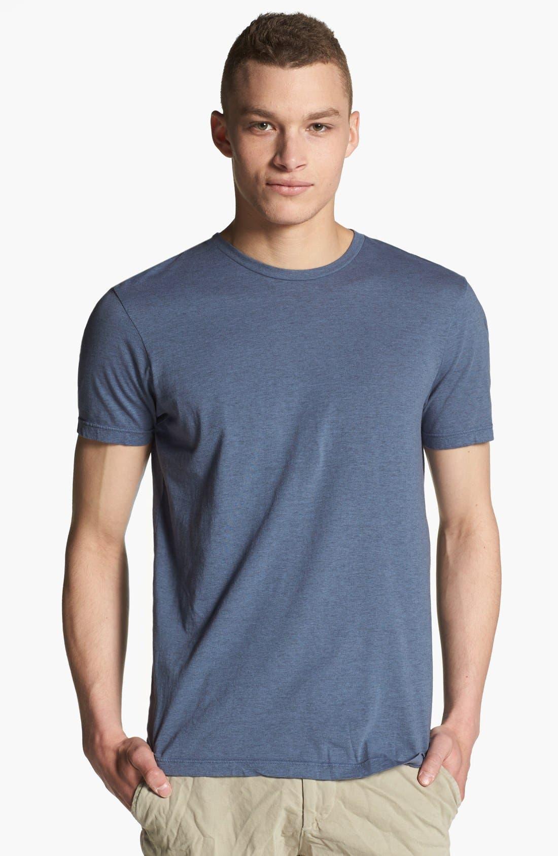 Alternate Image 1 Selected - Save Khaki Crewneck T-Shirt