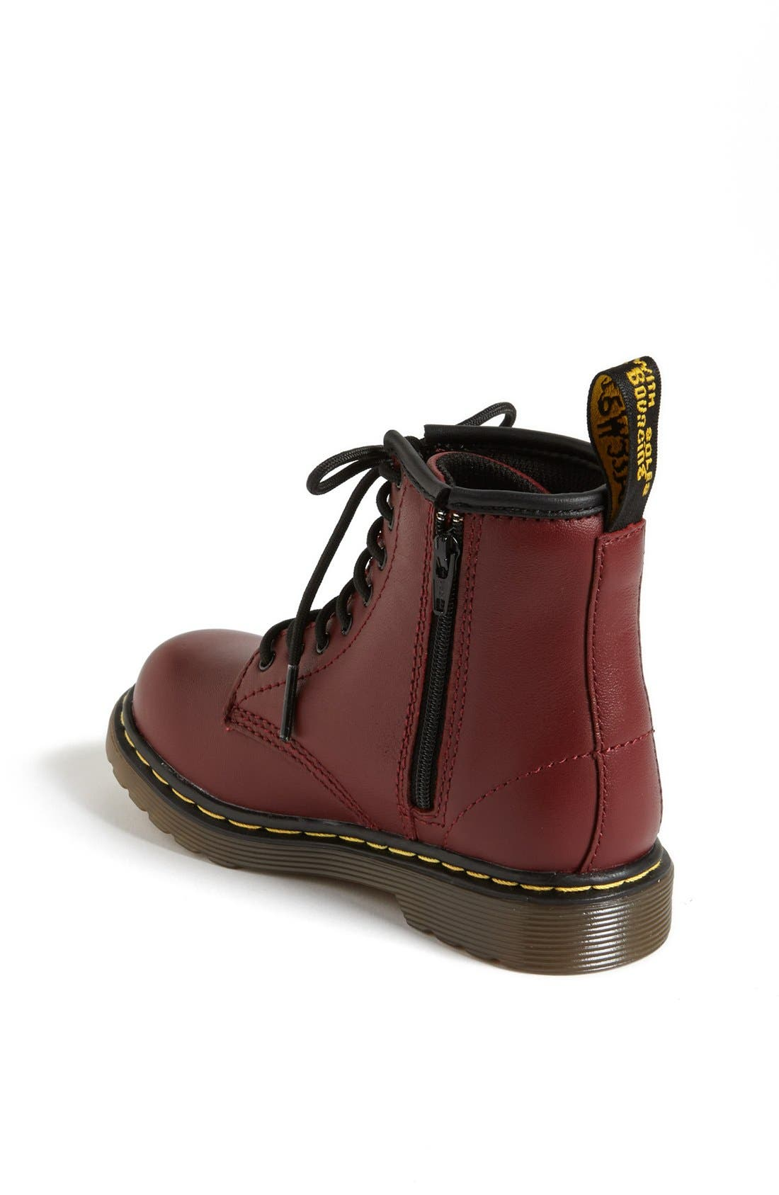 Alternate Image 2  - Dr. Martens Boot (Walker, Toddler & Little Kid)