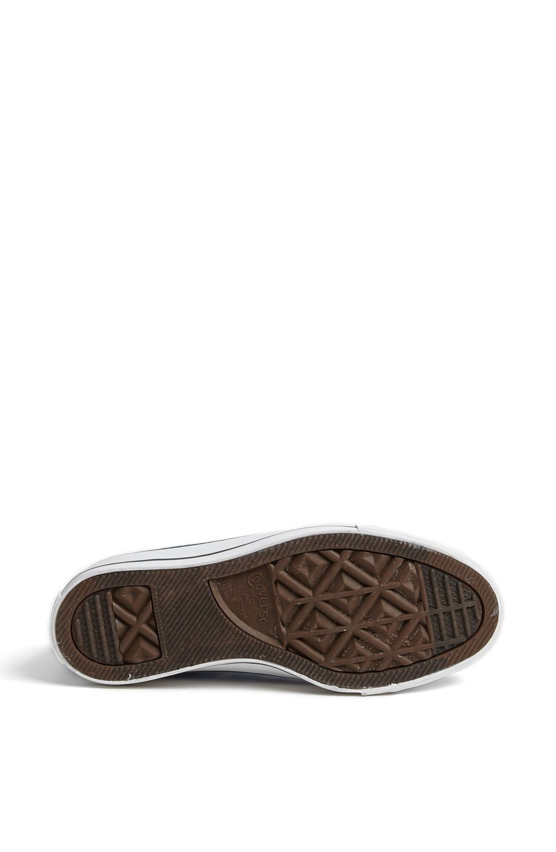 Alternate Image 4  - Converse Chuck Taylor® All Star® Low Sneaker (Women)