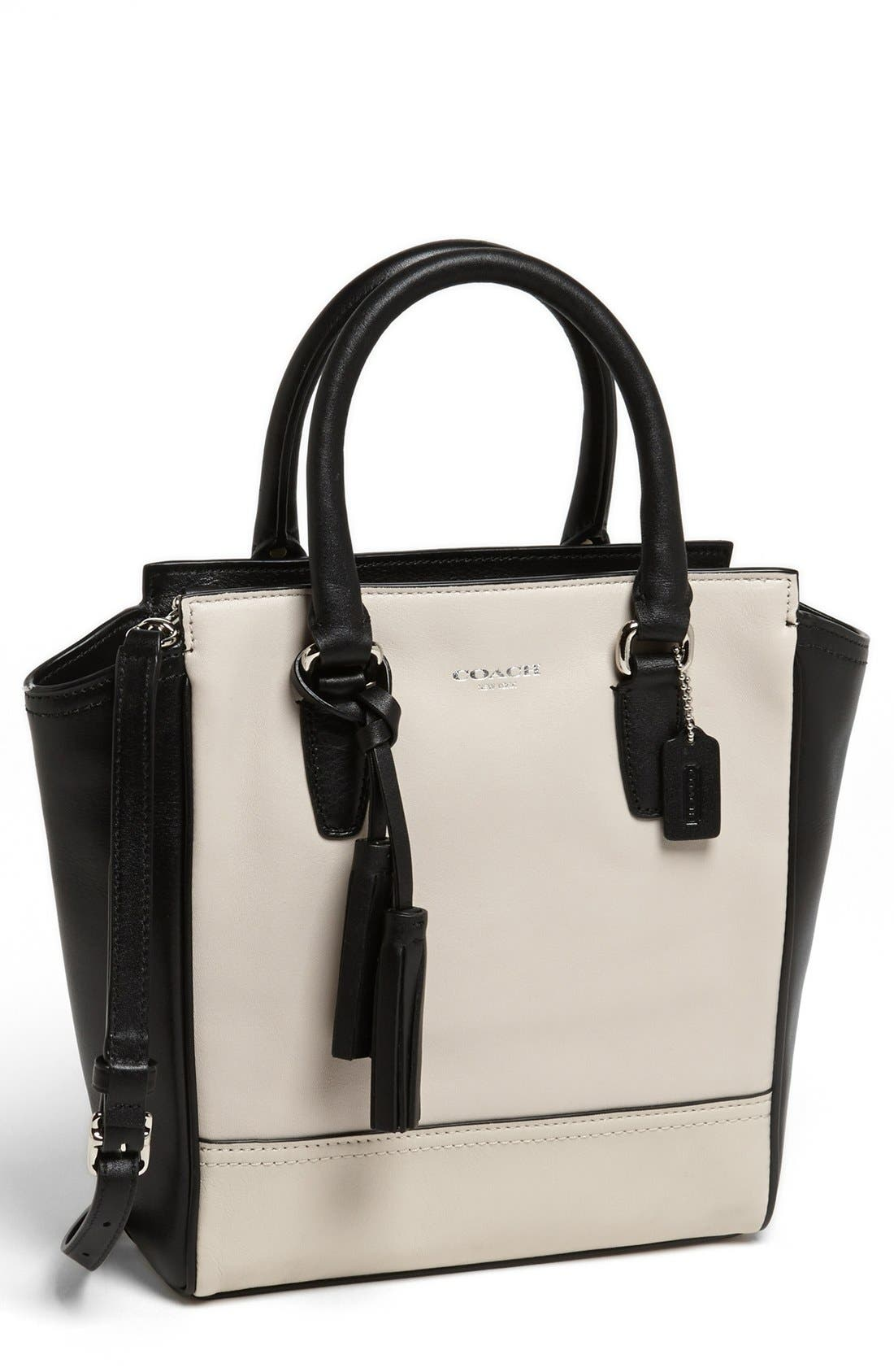 Main Image - COACH 'Legacy Two Tone Tanner- Mini' Leather Tote