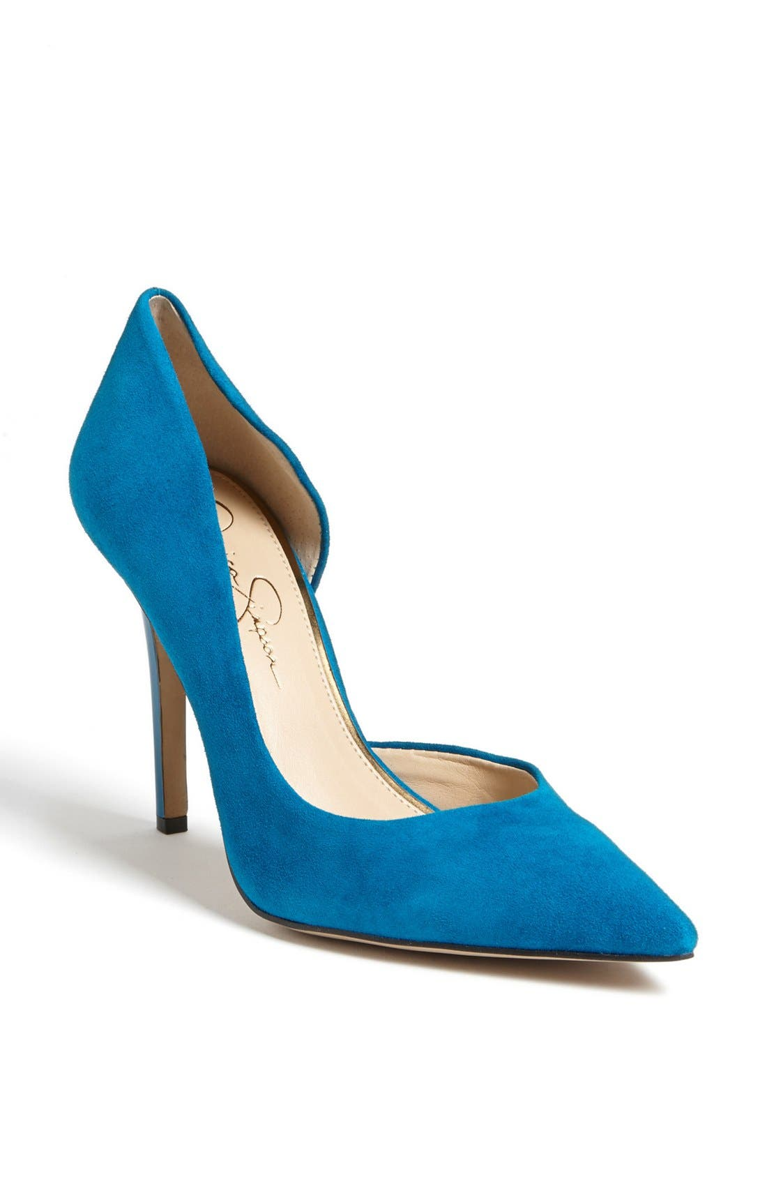 Alternate Image 1 Selected - Jessica Simpson 'Claudette' Pump