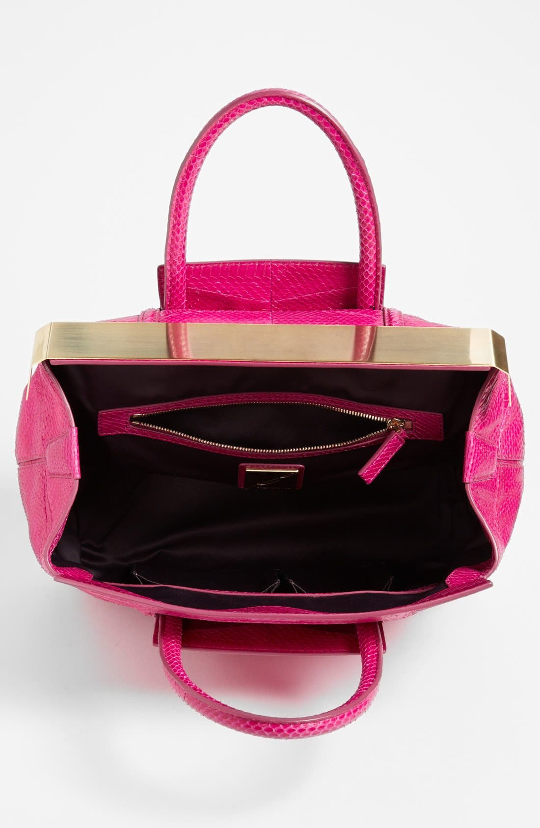 Alternate Image 3  - B Brian Atwood 'Sophia' Leather Satchel