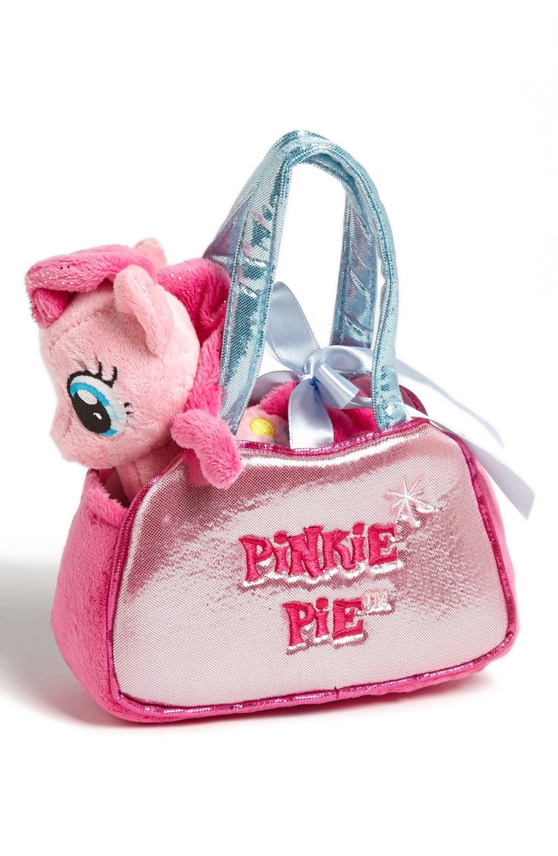 Main Image - Aurora World Toys 'My Little Pony® - Pinkie Pie®' Stuffed Pony & Purse