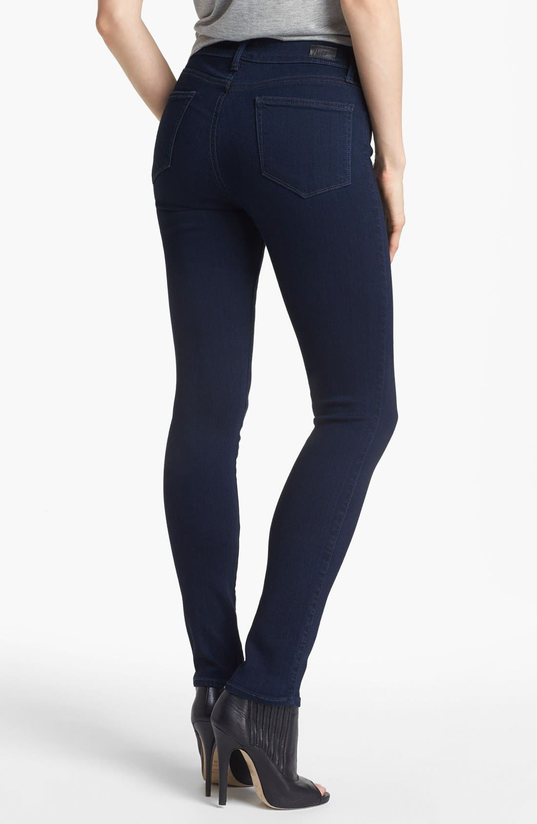 Alternate Image 2  - Paige Denim 'Verdugo' Ultra Skinny Jeans (Emma)