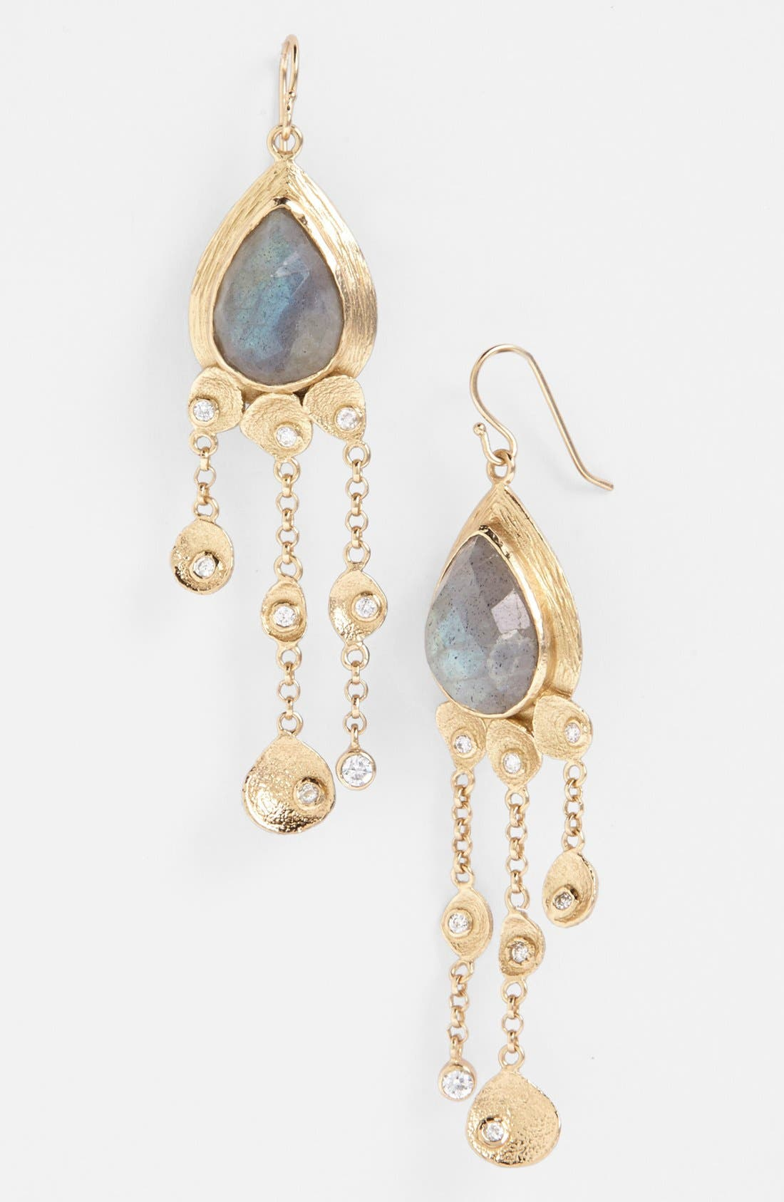Main Image - Melinda Maria 'Mosaic - Felix' Drop Earrings