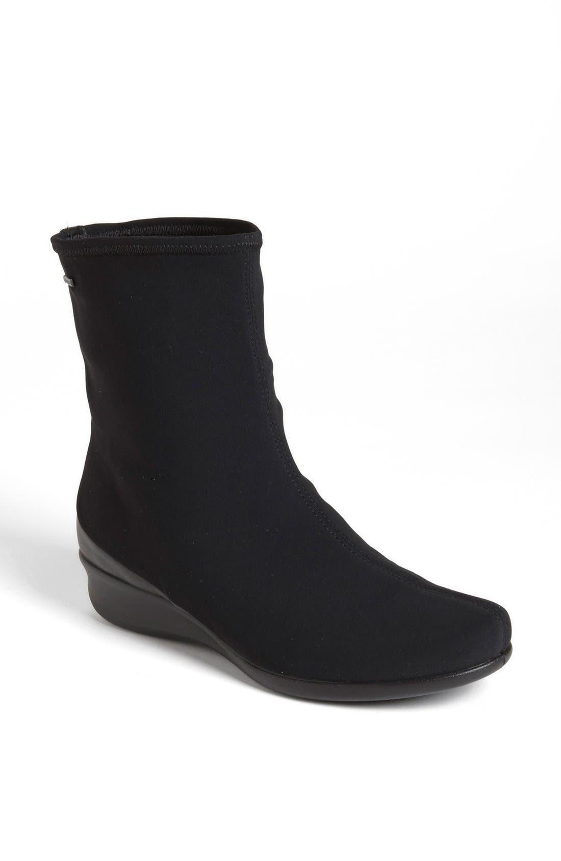 'Abelone' Boot,                             Main thumbnail 1, color,                             Black
