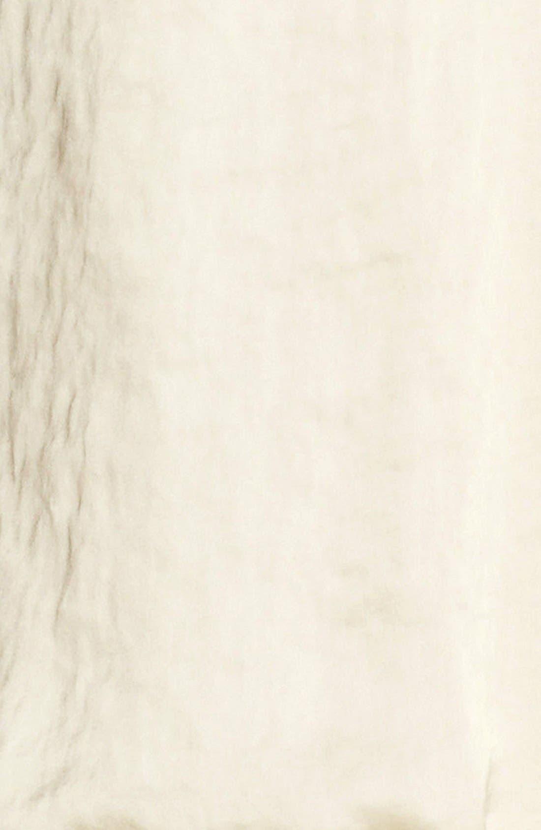 Alternate Image 3  - MICHAEL Michael Kors Smocked Waist Peasant Blouse (Regular & Petite)