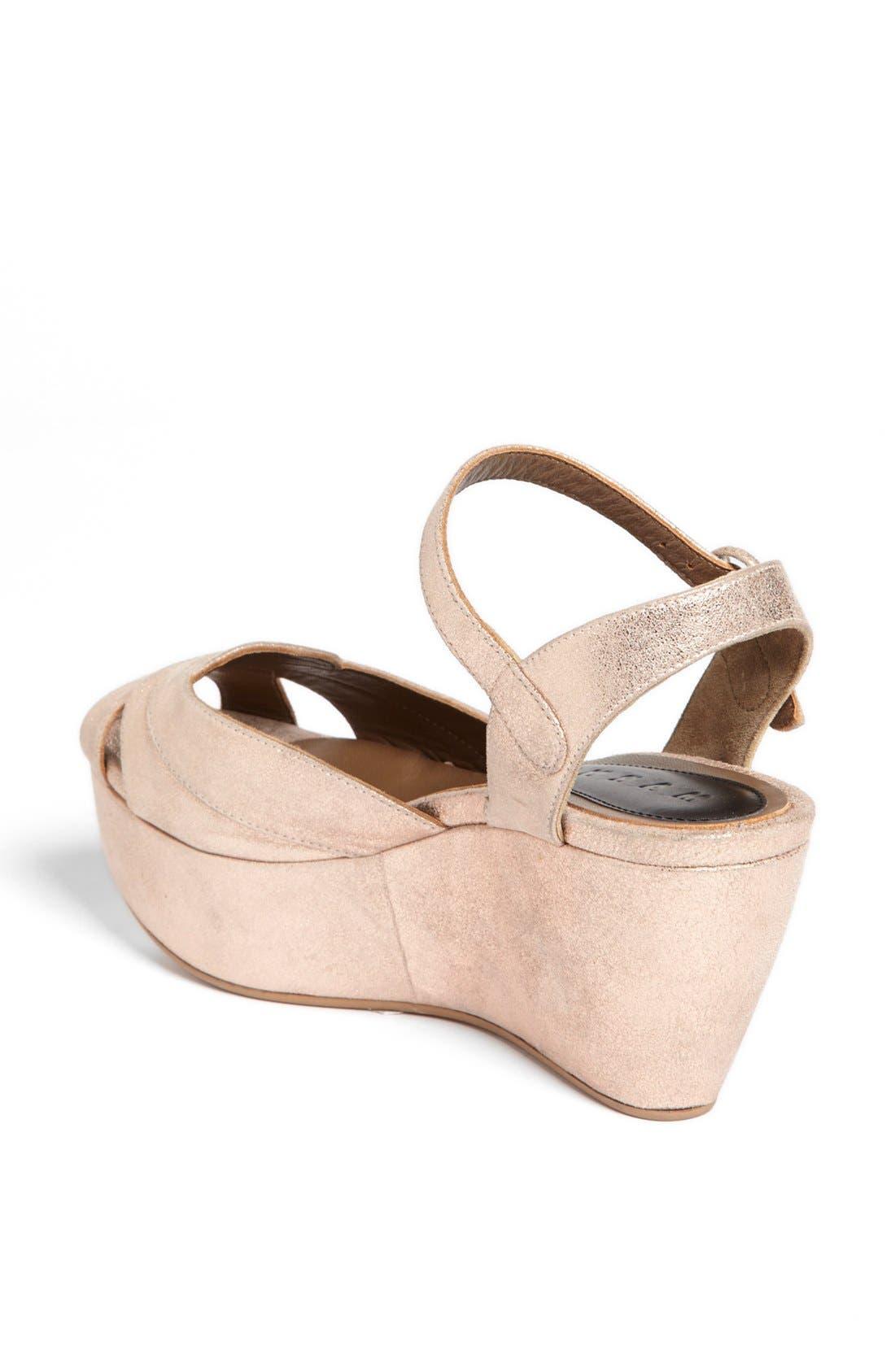 Alternate Image 2  - Marni Wedge Platform Sandal